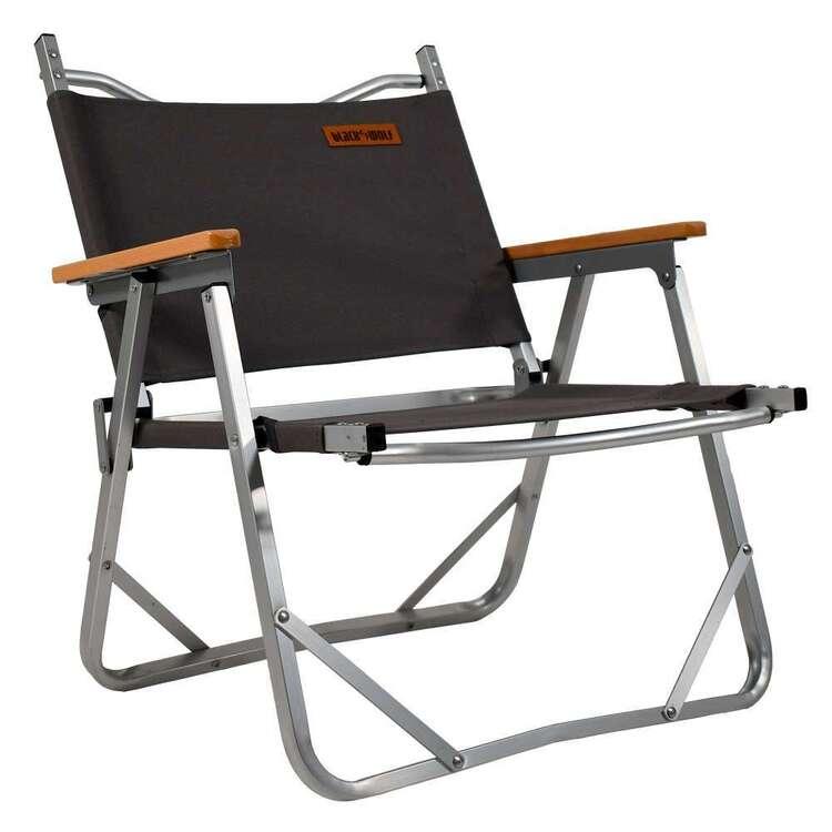BlackWolf Sundowner Aluminium Folding Chair