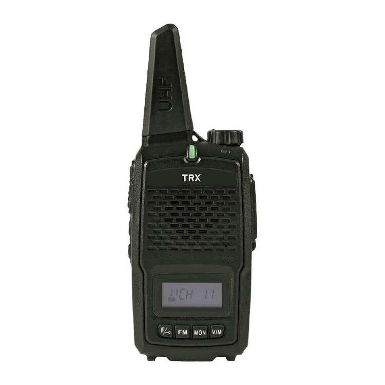 TRX Handheld 2 Watt Radio