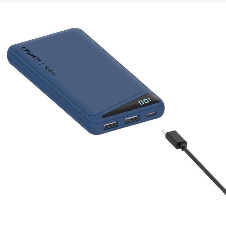 Cygnett Boost 2 Powerbank 10K Blue