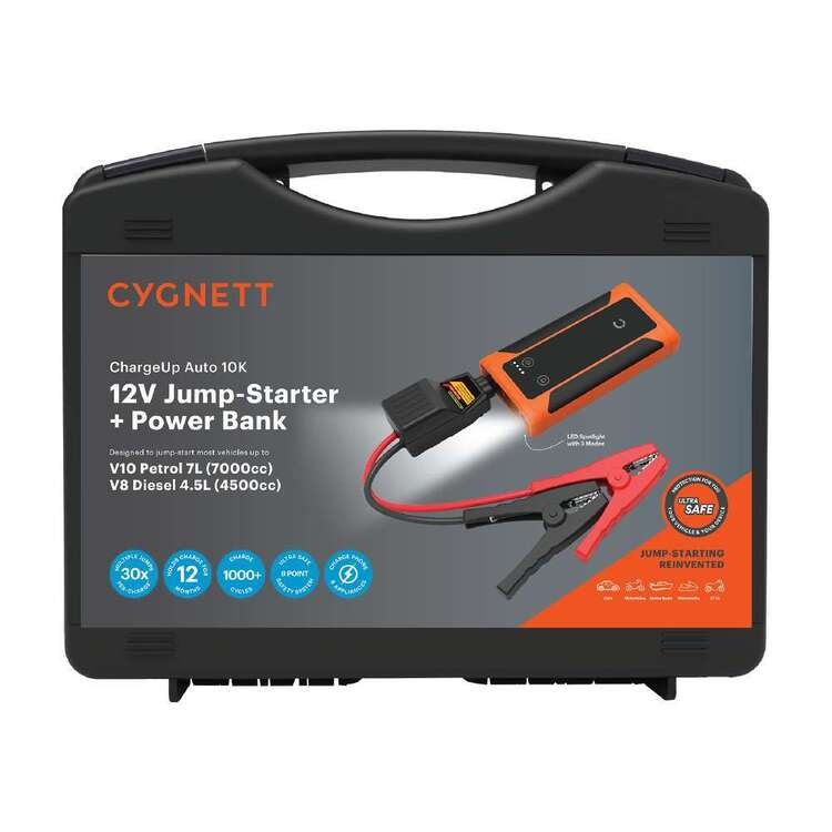 Cygnett ChargeUp 10K Jump Starter