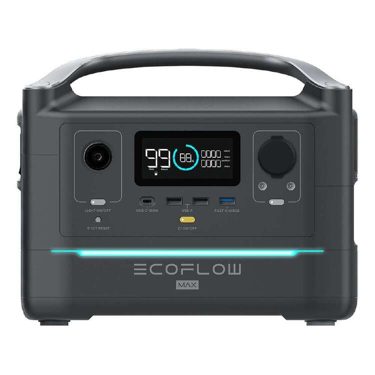 EcoFlow River 600 Max Power Station 576Wh/48Ah