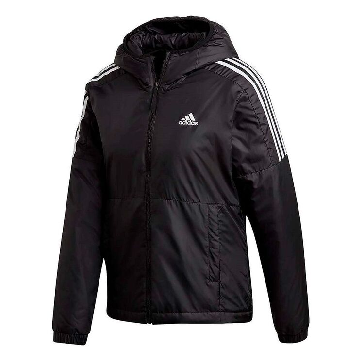 adidas Women's Essentials Insulated Hooded Jacket