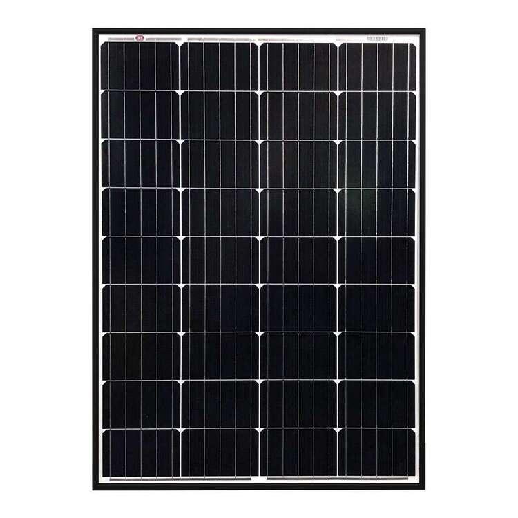 KT Cables 120 Watt Solar Panel