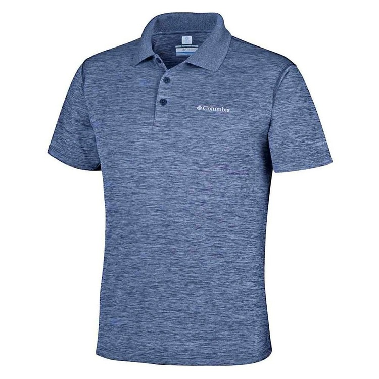 Columbia Men's Zero Rules Short Sleeve Polo Shirt