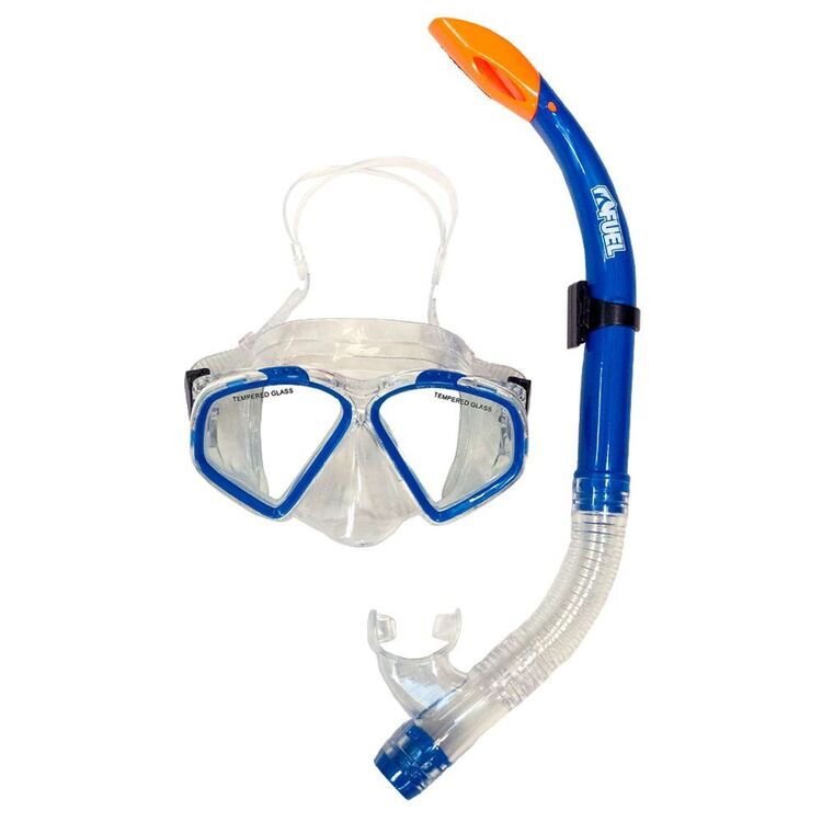 Fuel Adult Maui Snorkel Set