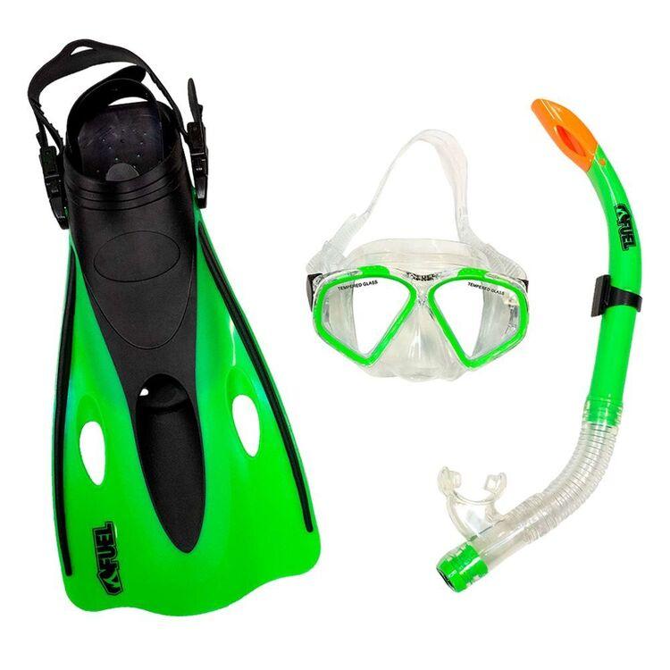 Fuel Adult Aruba Snorkel Set