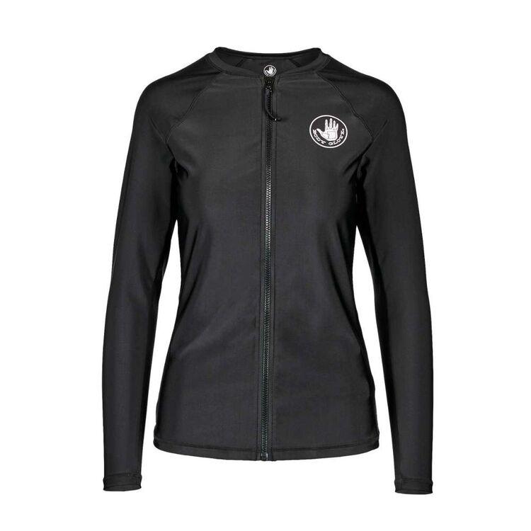 Body Glove Women's Core Full Zip Long Sleeve Rash Vest