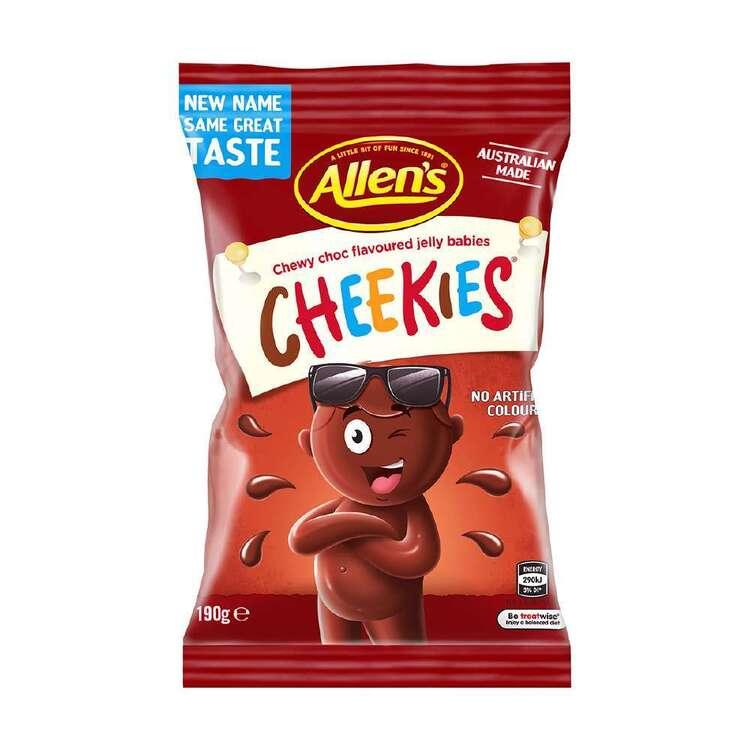 Allen's Cheekies 190g