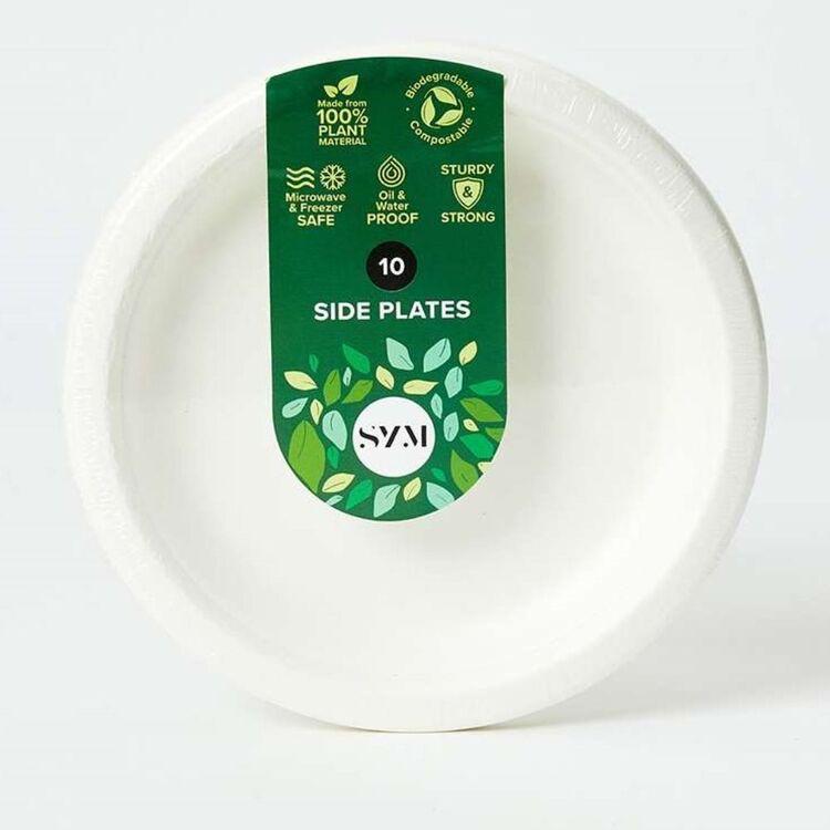 SYM Plant Based Side Plates