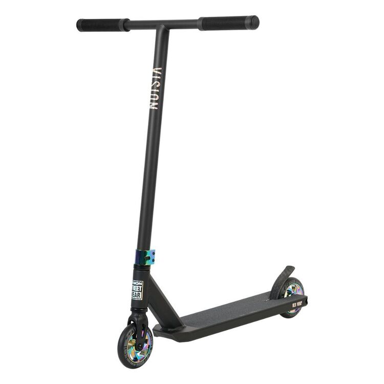 Vision Street Wear Neo Whip Black Scooter