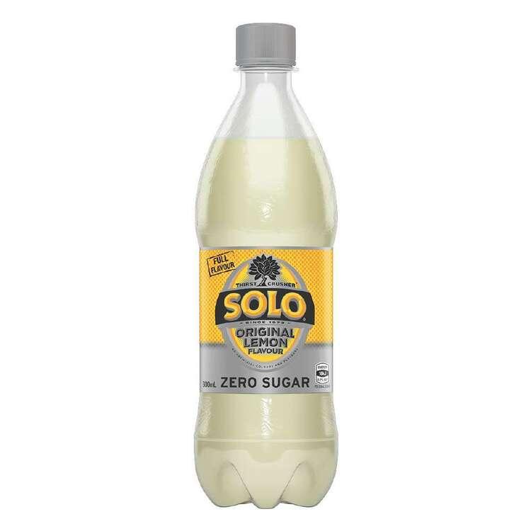 Schweppes Solo Zero Sugar 600mL
