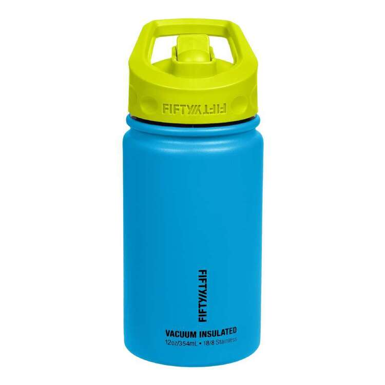 Fifty/Fifty Kids 354mL Insulated Stainless Steel Water Bottle