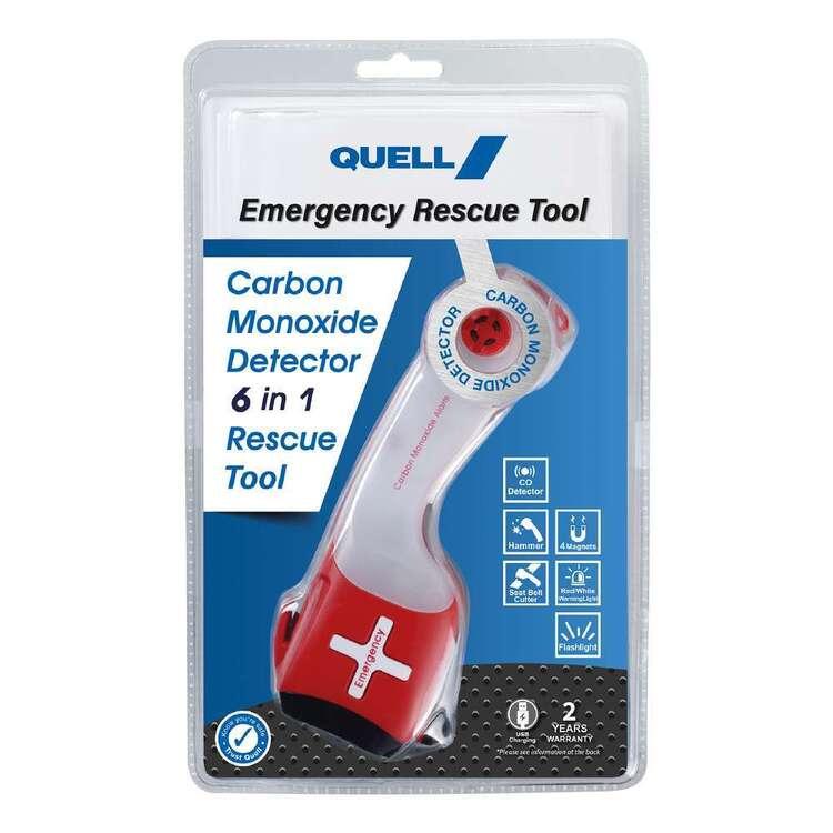 Quell Carbon Monoxide Emergency Rescue Tool