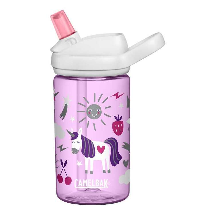 CamelBak Eddy+ Kids Unicorn Water Bottle