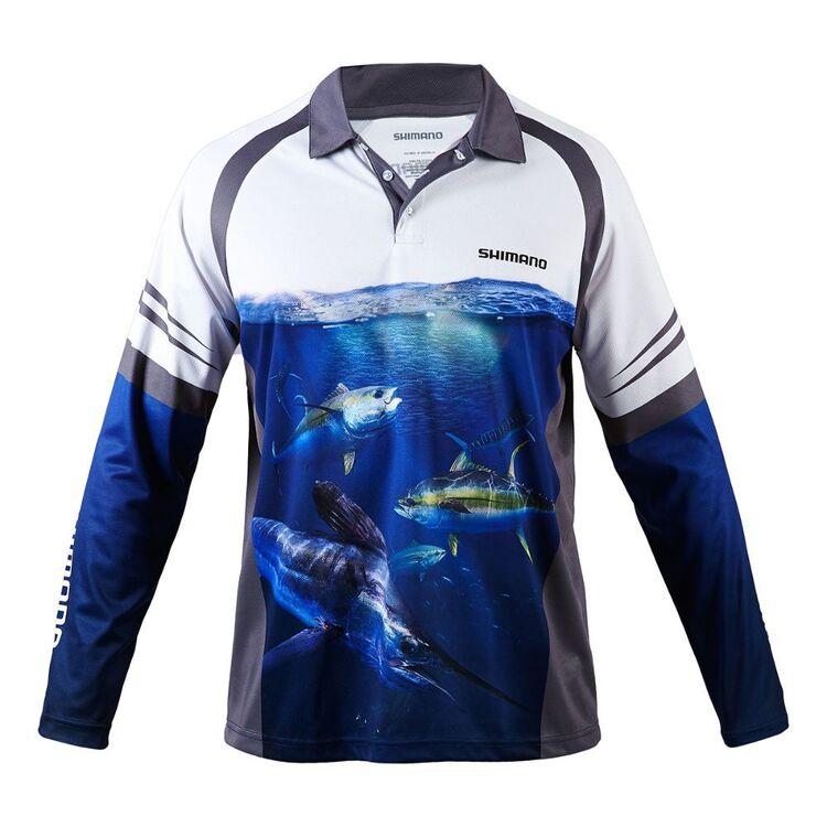 Shimano Ocea Baitball Sublimated Shirt