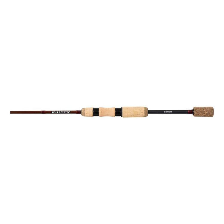 Shimano Bass Raider 5101 Baitcast Rod
