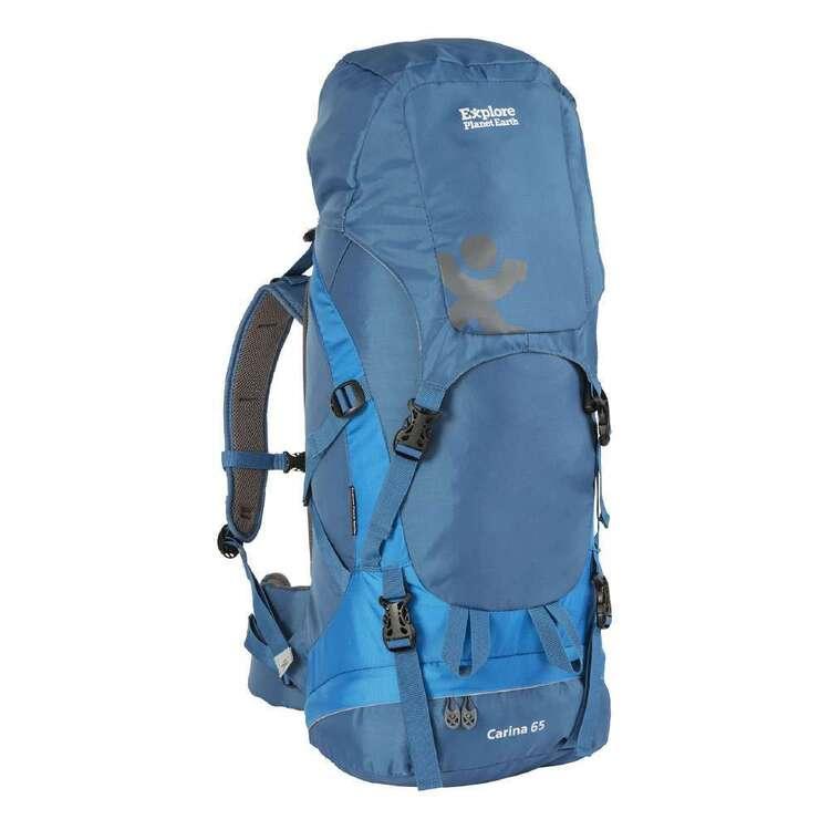 Explore Planet Earth Carina 65L Hike Pack