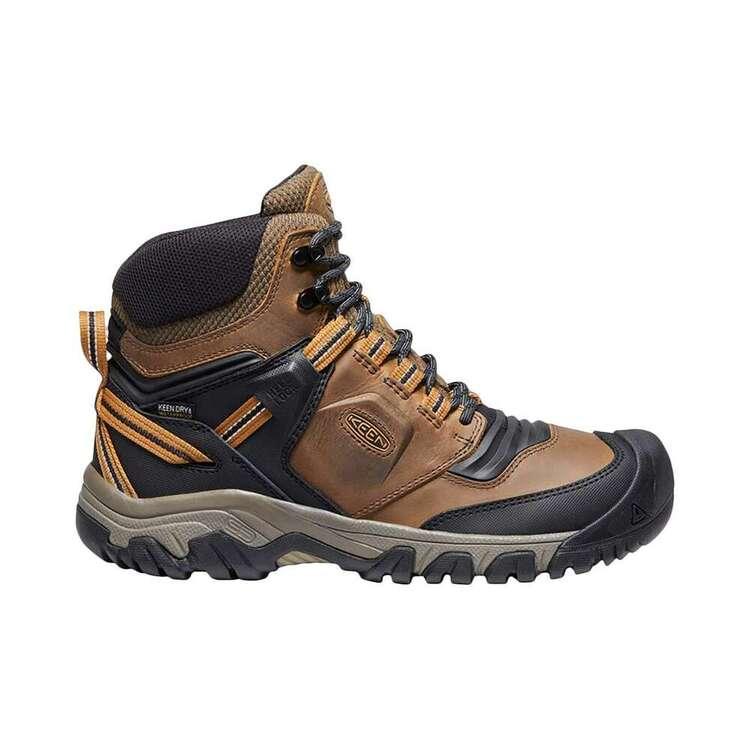 Keen Men's Ridge Flex Waterproof Mid Hiking Boots