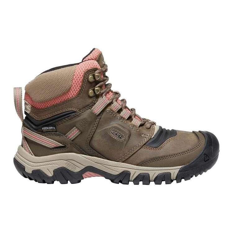 Keen Women's Ridge Flex Waterproof Mid Hiking Shoes