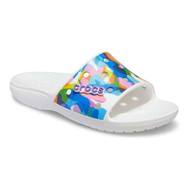 Crocs Women's Bubble Block Slides