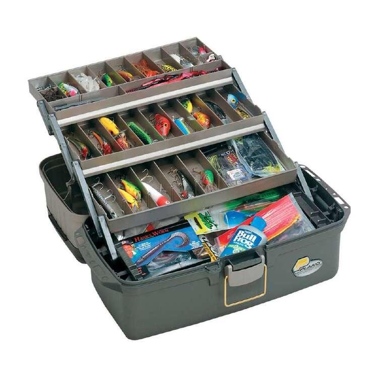 Plano 6134 Tackle Box 3 Tray Top Access