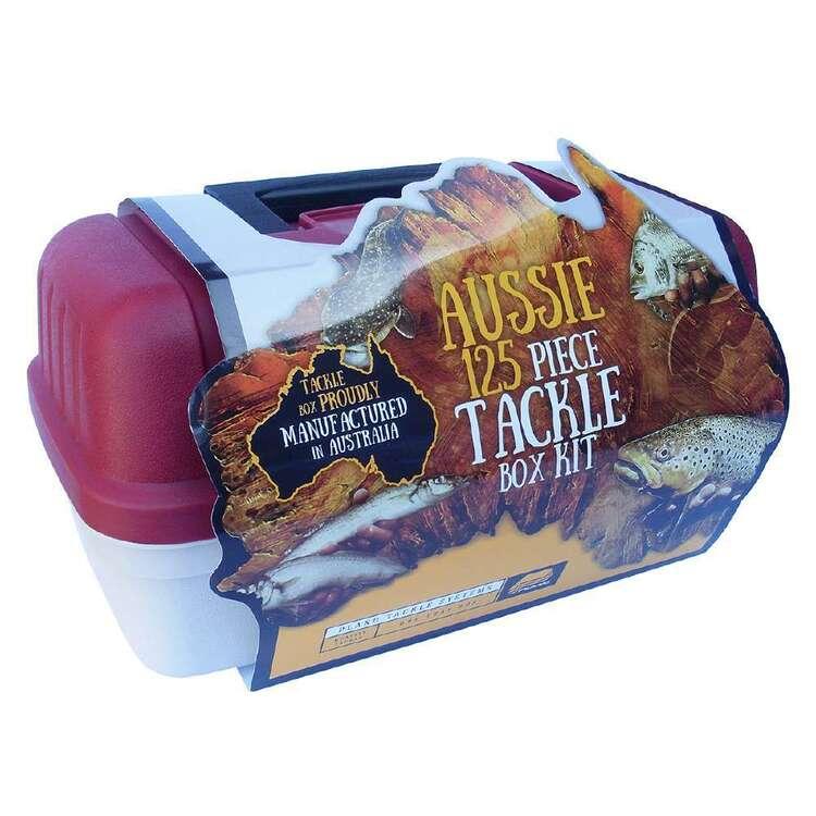 Plano 6101 Aussie 125 Piece Tackle Box