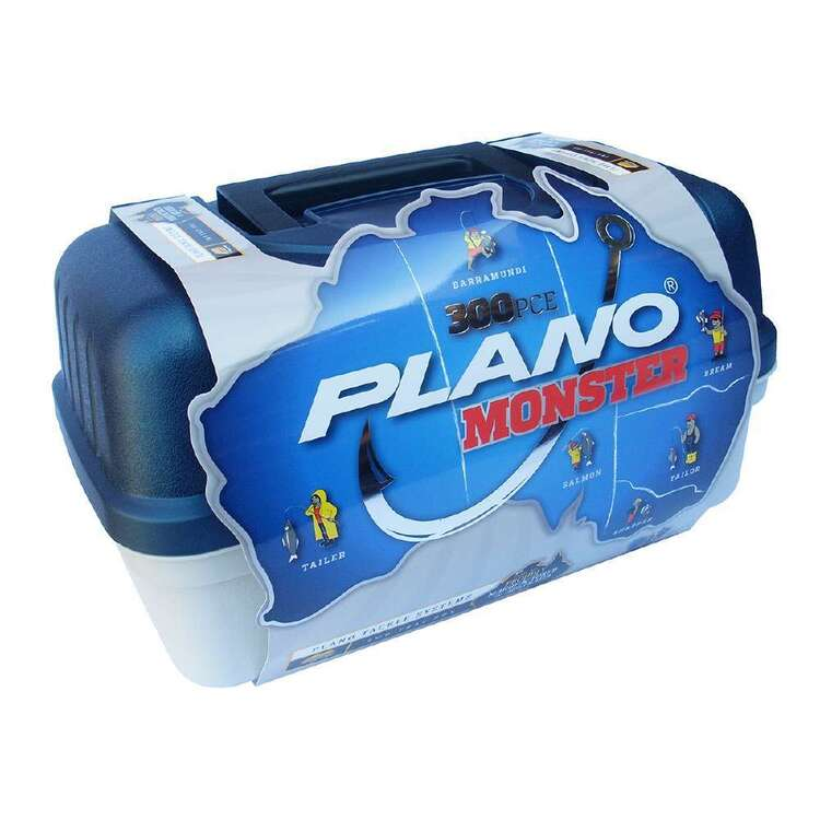 Plano 6102 Monster 300 Piece Tackle Box