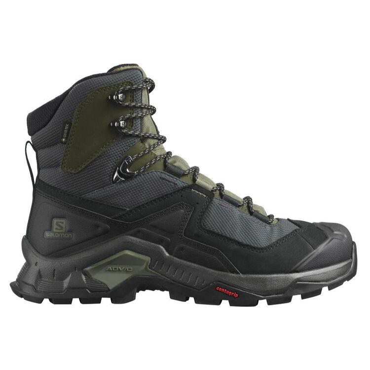 Salomon Men's Quest Element Gore-Tex Mid Hiking Boots
