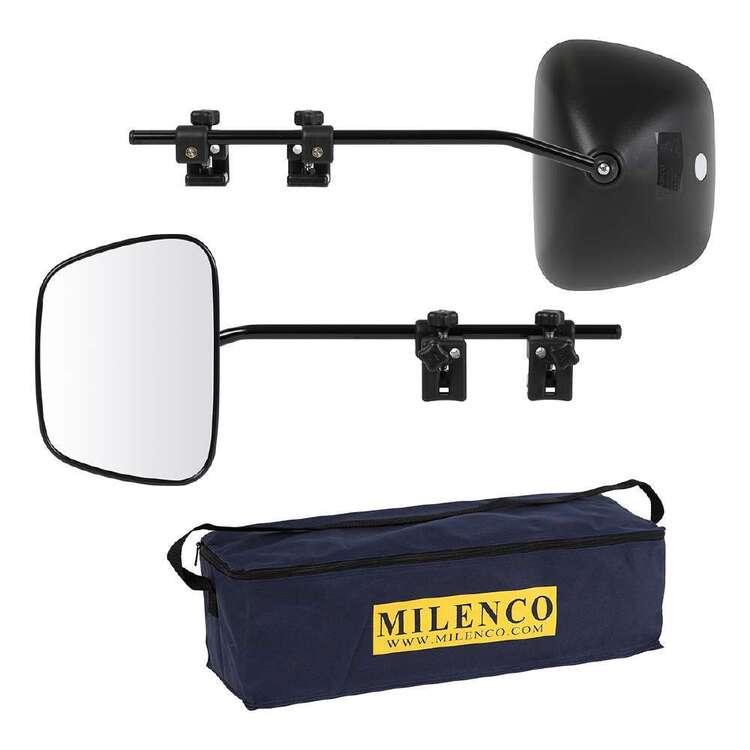 Milenco Aero 3 Extra Wide Grand Twin Convex Mirror
