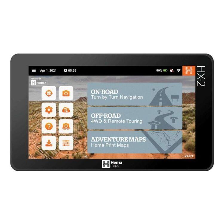 Hema HX-2 On & Offroad GPS Navigator