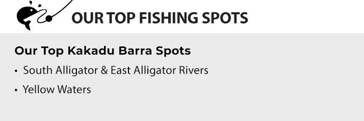 Our Top Fishing Spots