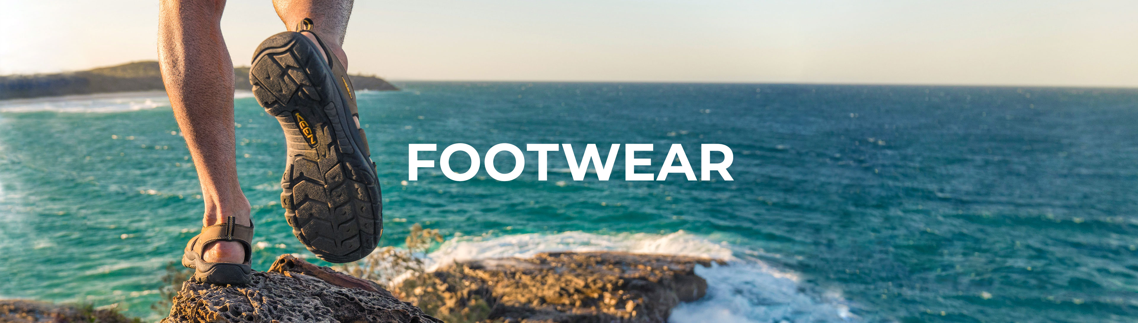 Shop Our Footwear Range