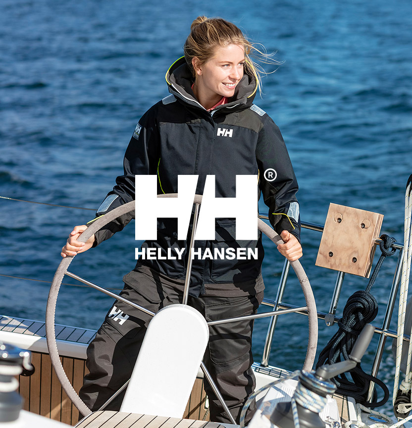 Shop The Helly Hansen Range