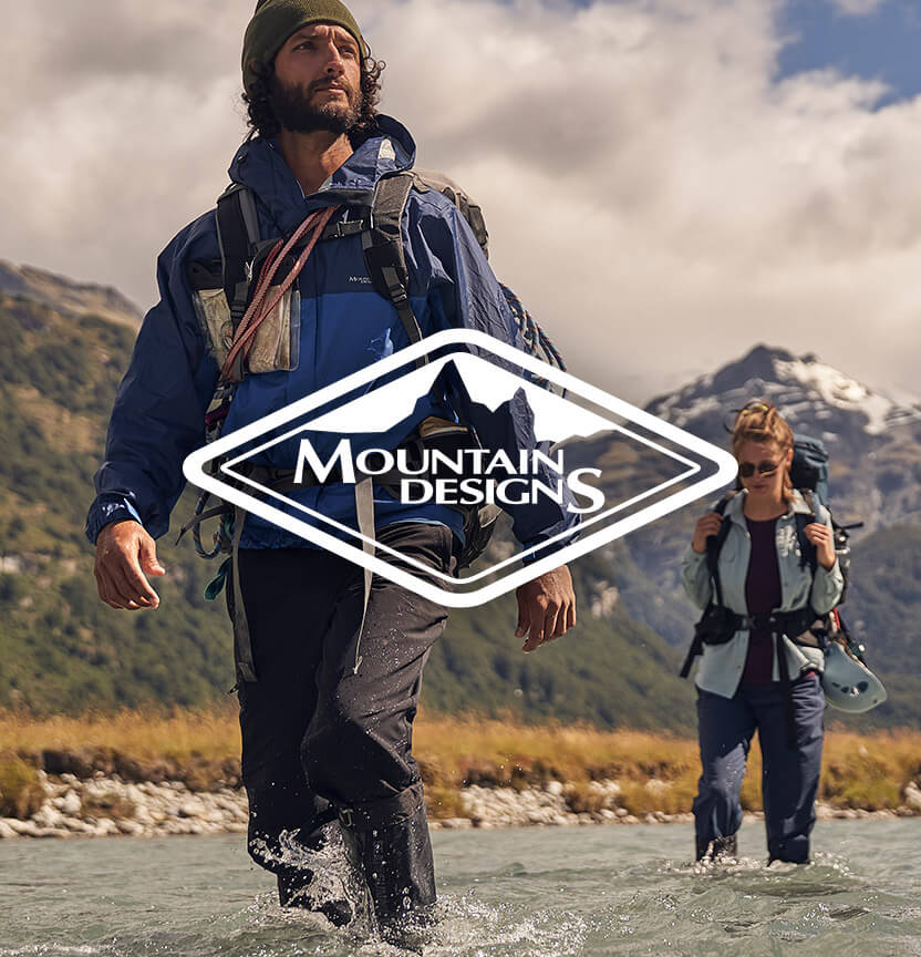 Shop The Mountain Designs Range