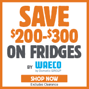 VIP Club Exclusive Save $200 - $300 On Selected Waeco Fridges
