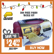 Save $12 On 300 Piece Plano Tackle Box