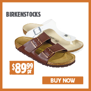 $89.99 Birkenstocks Club Exclusive