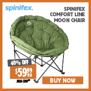 40% Off Spinifex Comfort Line Moon Chair
