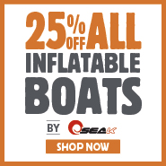 25% Off All Inflatable Boats By Seak