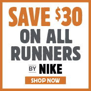 All Runners By Nike Save $30