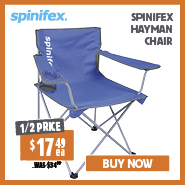 1/2 Price Spinifex Hayman Chair