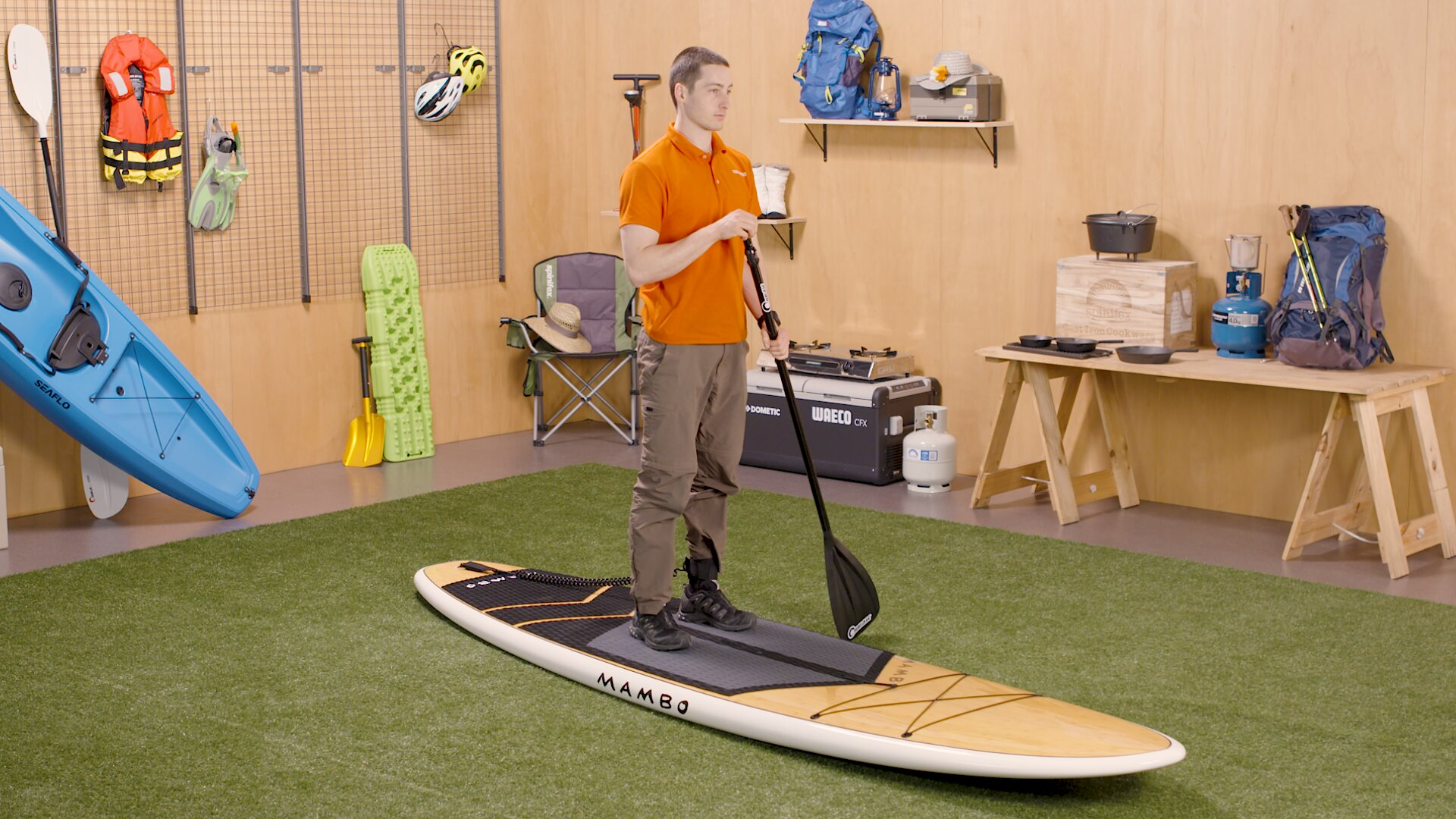 How To Choose A Board - Stand Up Paddle Board