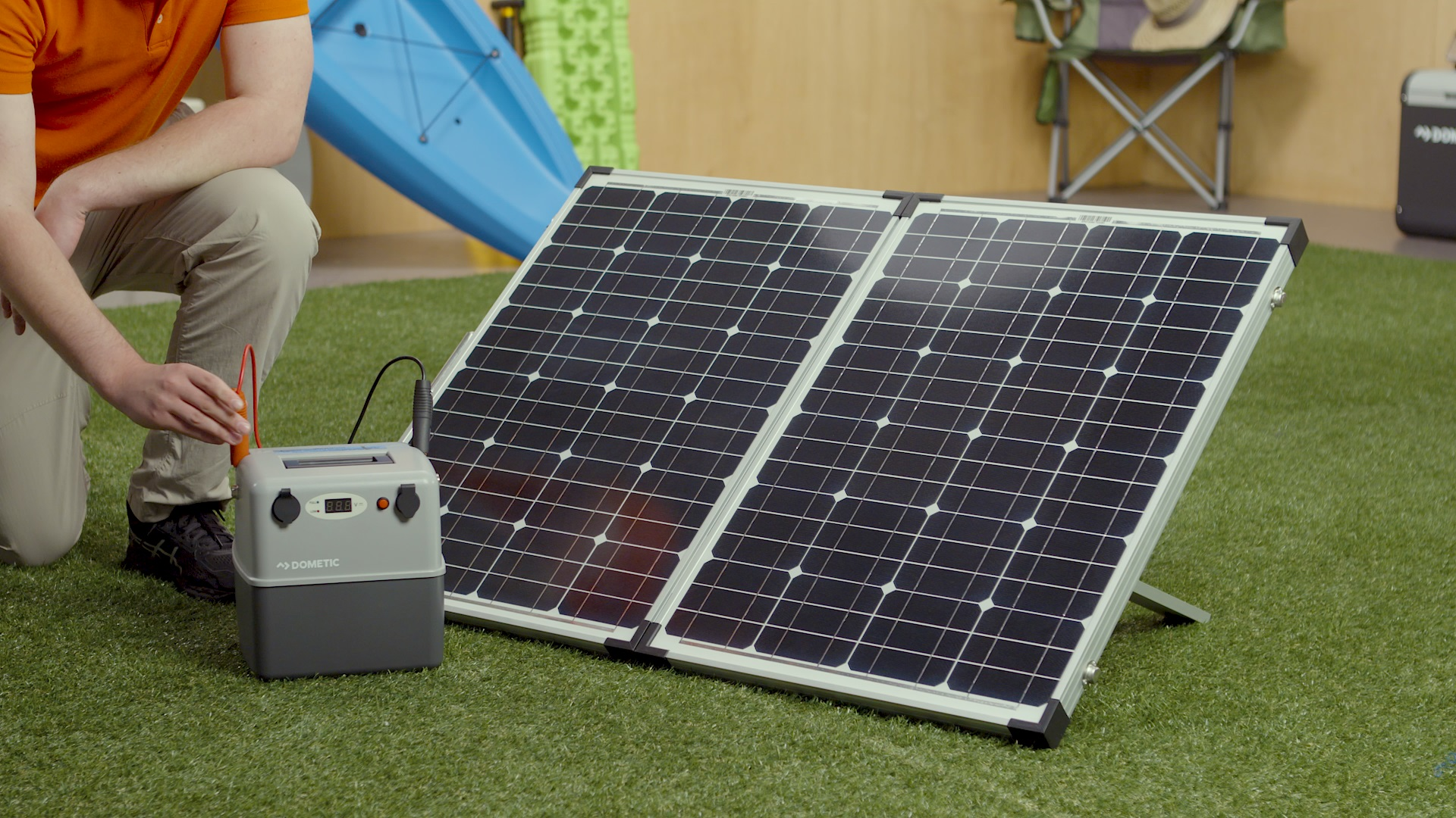 How To Choose Camp Lighting - Solar Panels