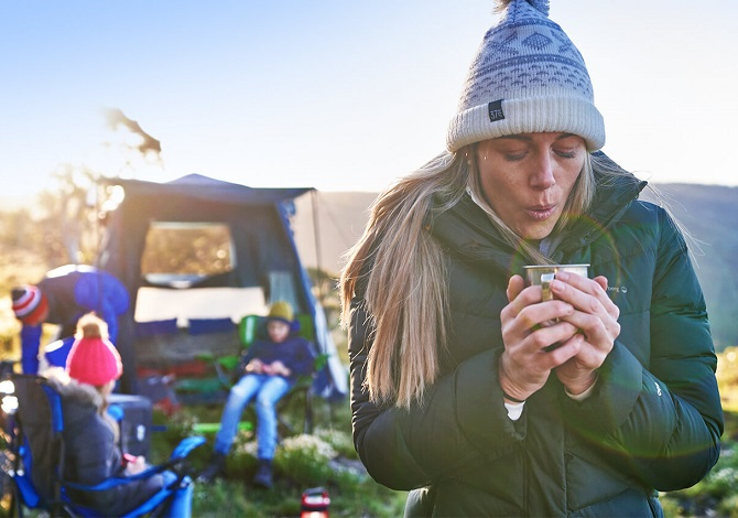 Tips On How To Stay Warm While Camping In Winter