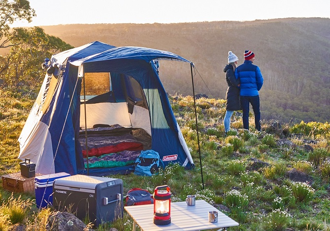 How To Be Self Sufficient When Camping Off The Grid