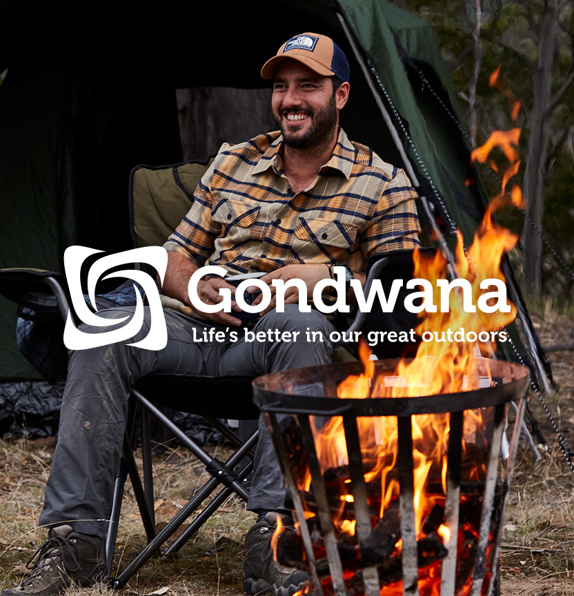 Shop The Gondwana Range