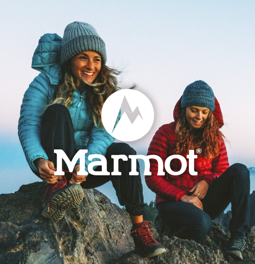 Shop The Marmot Range