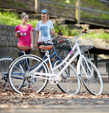 Shop Our Cruisers & Heritage Bikes Range