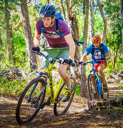 Shop Our Mountain Bikes Range