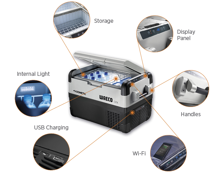 Dometic CFX Range
